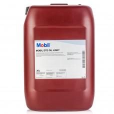 Циркуляционное масло Mobil DTE Oil Light 20 л